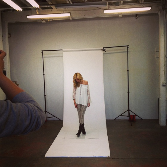 Behind the Scenes of 2tee Couture Summer 2013 Lookbook